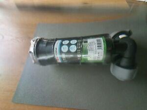 GARDENA Sprinkler T380 / Bonus: 25mm Winkelanschlußstück **NEU** unverbaut