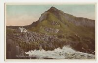 The Pillars, Giants Causeway Postcard, B317
