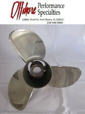 "Mercury Tempest Plus Propeller 23"" Pitch - RH - 48-825864A47 - New"