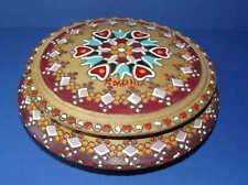 Romania Vintage Wooden Souvenir Folk Ornament  1970s