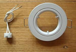 Fixed Downlight fitting cut hole 70mm spot lighting