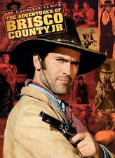 THE ADVENTURES OF BRISCO COUNTY JR. Movie POSTER 11x17