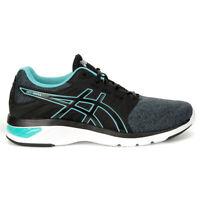 ASICS Women's Gel-Moya MX Running Shoes Black/Ice Mint 1012A508.003 NEW