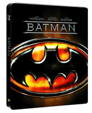 BATMAN Blu ray Steelbook - 2 Disc set ( NEW )