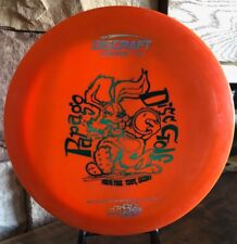 OOP Rare Discraft Elite X Crush, Orange Golf Disc, 166g