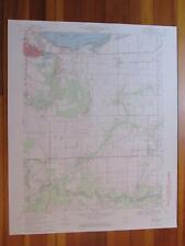 Carlyle Illinois 1971 Original Vintage Usgs Topo Map