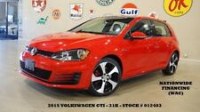 2015 Volkswagen Golf 15 GOLF GTI SE,AUTO,PANO ROOF,BACK-UP CAM,HTD LTH,