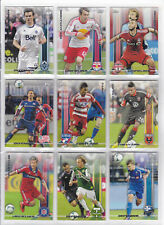 2013 TOPPS MLS SOCCER TEAM SETS, AND INSERTS
