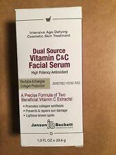 Janson Beckett - Vitamin C&C Facial Serum (1 Oz)