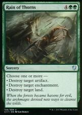4x Rain Of Thorns | NM/M | Commander 2017 | Magic MTG