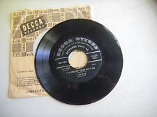 WEBB PIERCE after the boy get girl/i owe it to my heart/life to go/my shoes k 45
