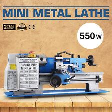 550W 0618-3B Mini Tornio in metallo locità variabile 18x30cm Tooling Cutter