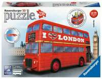 Ravensburger 3D Puzzle - London Bus - 216 pc - 12534