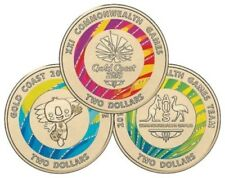 $2 Dollar Coins - XXI Commonwealth Games 2018 Uncirculated Australian Borobi