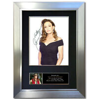 CAITLYN JENNER Signed Autograph Mounted Reproduction Print A4 837