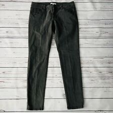 Cabi Stormy Wash Super Skinny Gray Jeans Size 10 Style 921 32x31