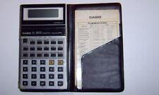 Casio Fx-2600  , SCIENTIFIC CALCULATOR  by 1980 !