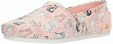 Skechers Bobs Plush - Quote Me Light Pink Womens Slip-on Size 7m
