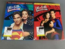 The Complete Seasons 1-2 Lois and Clark The New Adventures of Superman DVD Set