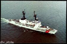 USCGC Dallas WHEC-716 postcard US Coast Guard High Endurance Cutter