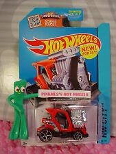 Case P 2015 Hot Wheels TEE'D OFF 2 #68∞Red/Black; oh5; golf cart∞HW All Stars