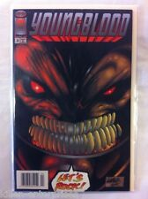 Youngblood #5 Comic Book Image 1992 - Brigade Flip Book
