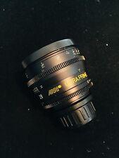 Arri/Zeiss Ultra Prime 28mm t/1.9 - Excellent Condition - PL Mount