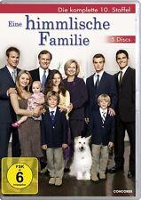 5 DVDs * EINE HIMMLISCHE FAMILIE - DIE KOMPLETTE STAFFEL 10  # NEU OVP $
