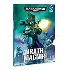 Warhamer 40k Thousand Sons War Zone Fenris Wrath of Magnus  Softback