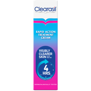Clearasil Rapid Action 4 Hour Treatment Cream (25ml)