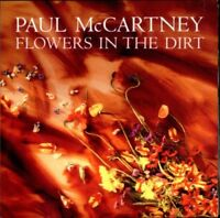 Paul McCartney - Flowers In The Dirt (LP - First Pressing) Sent Sameday*