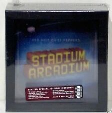 "RED HOT CHILI PEPPERS ""STADIUM ARCADIUM"" LIMITED BOX CD - SEALED"