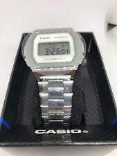 Casio A1000D-7EF Vintage Collection Rare Solid Stainless Steel Case And Strap