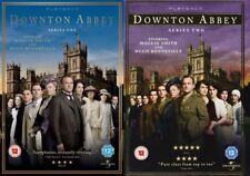 Downtown Abbey Series 1 & 2 [DVD] UK Series+Bonus Features Gift