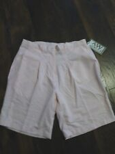 NWT Allyson Whitmore Golf  Shorts Pink Blend EssentialsWomen's Size 10P