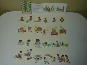 DLM Sequential Picture Cards 1 #127