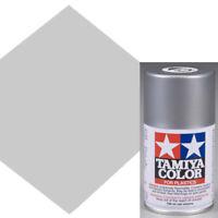 Tamiya TS-17 Aluminum Silver Lacquer Spray Paint 3 oz