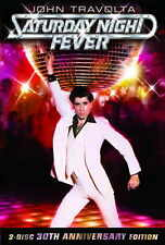 SATURDAY NIGHT FEVER Movie POSTER E 27x40 John Travolta Karen (Lynn) Gorney