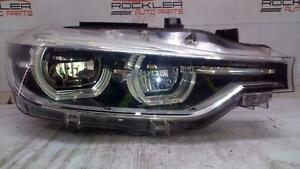 BMW 3 SERIES RIGHT FRONT HEAD LIGHT