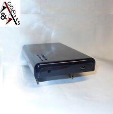 "2.5"" SATA enclosure disco USB 2.0 S-ATA 2tb capace chassis ESTERNO CASE #g25"