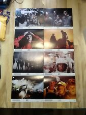 E.T. Litho Movie Pictures 1982 Universal Studios Destroyed After Use 8x10