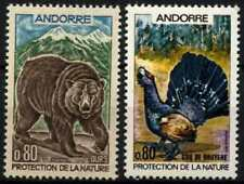 Andorra French 1971 SG#F229-F230 Nature Protection MNH Set #D71809