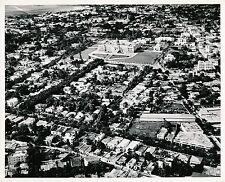 SAINT-DOMINGUE c.1950 - Vue Aérienne The Capitol Building- Ph. Galloway - GF 488