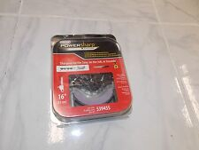 """PS56 16"""" Oregon  replacement chainsaw chain  use with 541656  power sharp kit"""