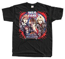 WARFARE Metal Anarchy   T SHIRT all sizes  BLACK
