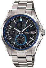 New Casio Wrist Watch Oceanus Classic Line Radio Wave OCW-T2600-1AJF for Mens