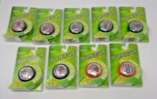 Vintage Lot of 9 New in Package YOYO YOMEGA ALL-STAR ULTRA Green Blue Orange Red