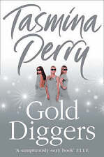 Gold Diggers by Tasmina Perry (Paperback) New Book