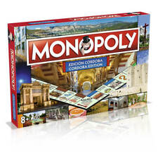 Monopoly Edición Córdoba - Juego de Mesa - Versión en Español/Inglés
