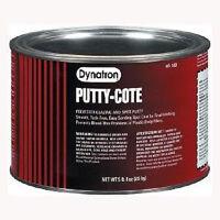 Dynatron 593 Putty-Cote 1/2 Gallon Polyester Glazing & Finishing Putty